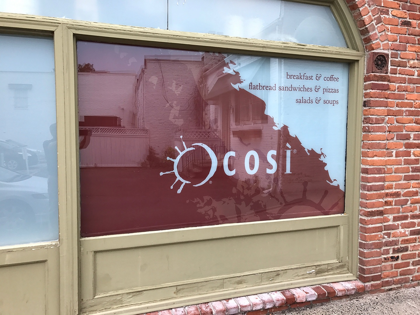 Window Graphic in West Hartford, CT