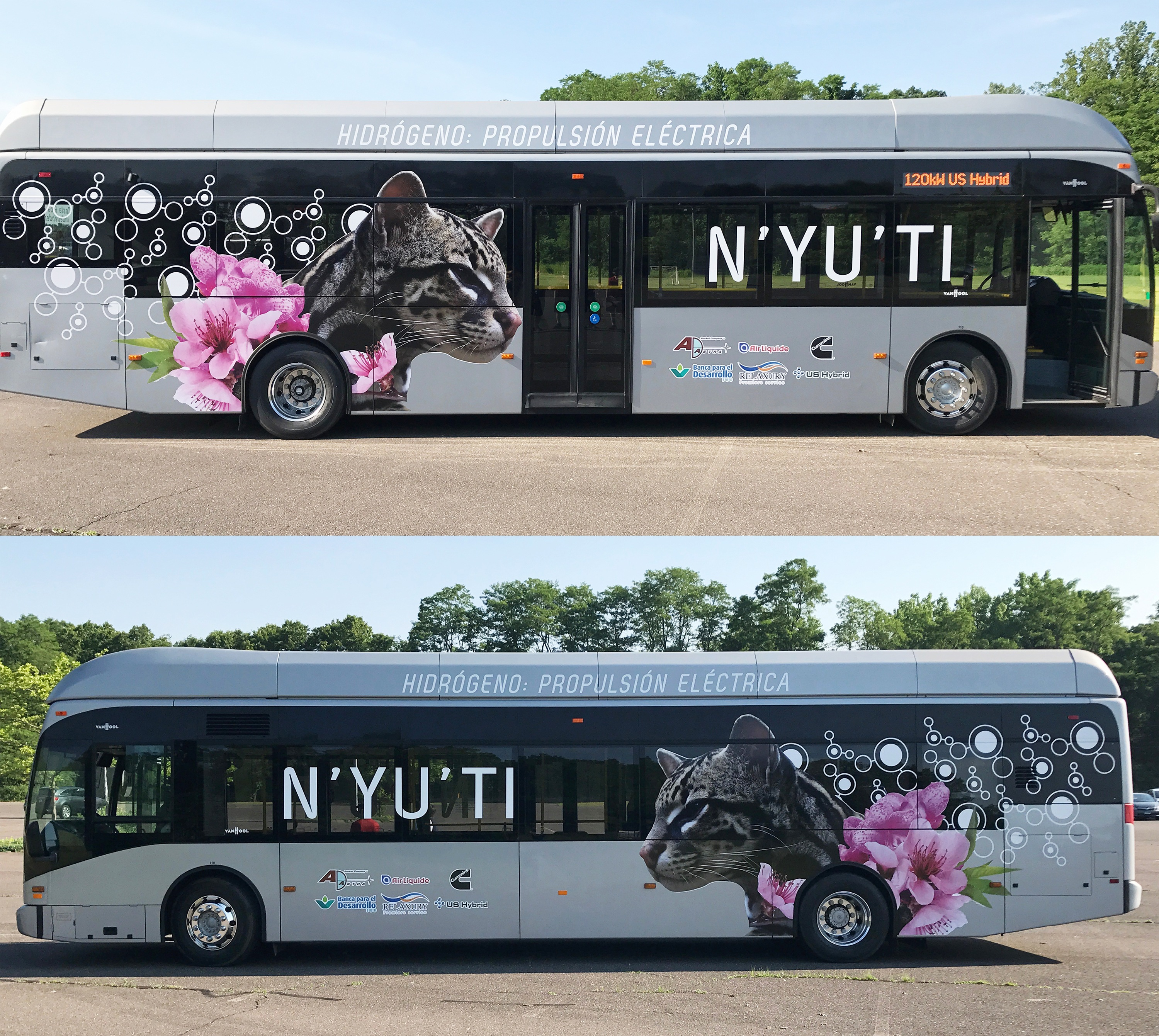 Bus Wrap in South Windsor CT
