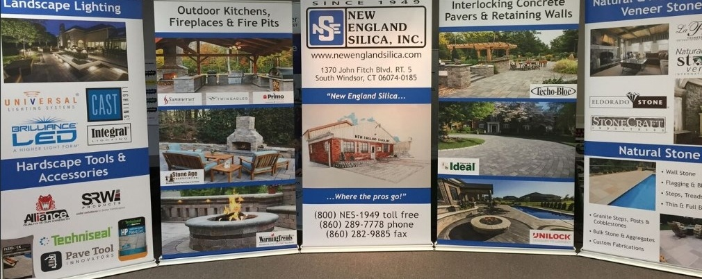 Retractable Banner Stands in South Windsor, CT